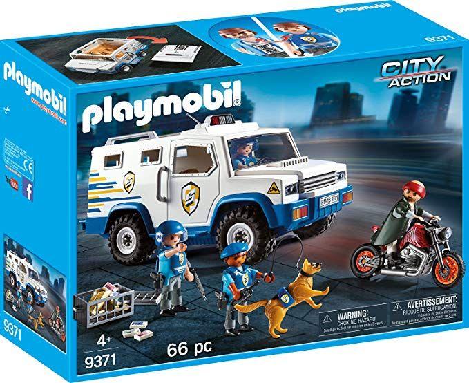 Playmobil City Action - Geldtransporter (9371)