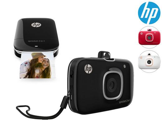 HP Sprocket 2in1 Bluetooth Kamera und Drucker