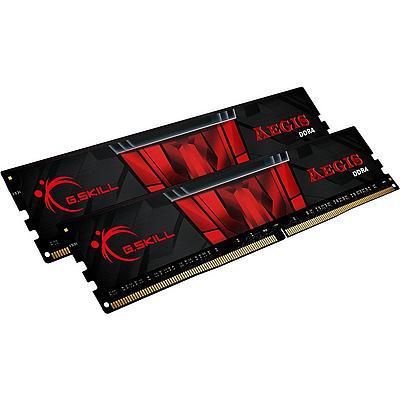 [Quelle.at] G.Skill Arbeitsspeicher DIMM 32 GB (2x16GB) DDR4-3000 Kit CL16