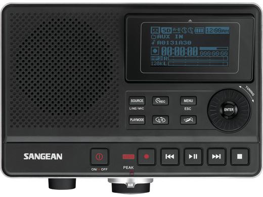 Sangean DAR-101 Digitaler Voicerecorder