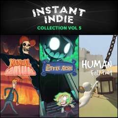 PS4: Instant Indie Collection: Vol. 5 (Human: Fall Flat, Manual Samuel, The Little Acre)