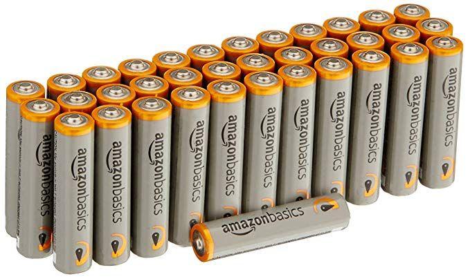 AmazonBasics Performance Batterien Alkali, AAA, 36 Stück