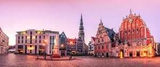 3 Nächte Riga im 3* Hotel mit Frühstück und Laudamotion Direktflügen sowie kleinem Handgepäck um 106 Euro