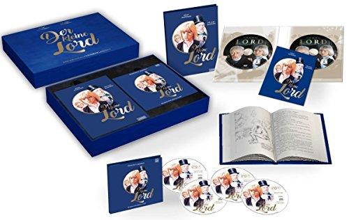 Der kleine Lord Sonderedition - 1 BR, 1 DVD, 4 CDs und 1 Buch