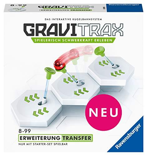 Ravensburger GraviTrax Transfer Erweiterung (26118) (Kugelbahnsystem)