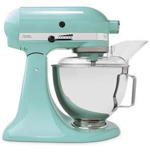 [Amazon] Kitchen Aid Classic 4,3 Liter, Aqua Sky
