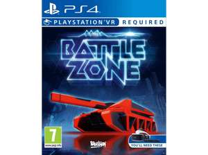 Battlezone (PSVR) (PS4)
