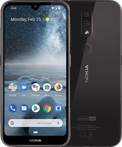 Nokia 4.2 (2019) Smartphone (Dual-SIM, 32GB Speicher, 3GB RAM, microSD Slot, Android 9.0)