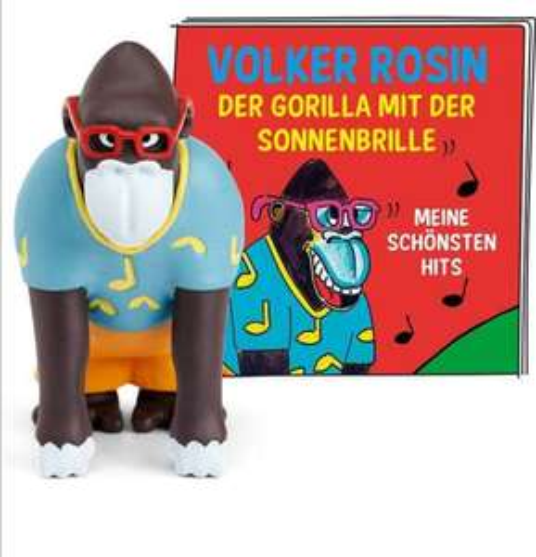 Tonie Figur Der Gorilla mit der Sonnenbrille
