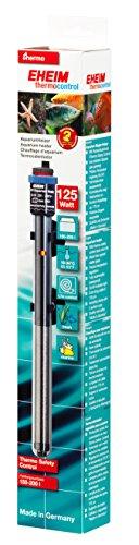 Eheim thermocontrol 125 - Aquarienheizstab 150-200L