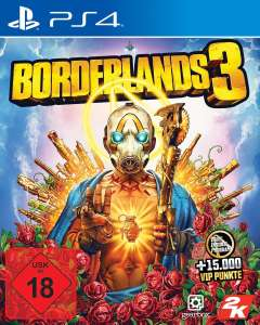 Borderlands 3 Standard Version für PS4