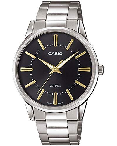 Casio Herren-Armbanduhr MTP