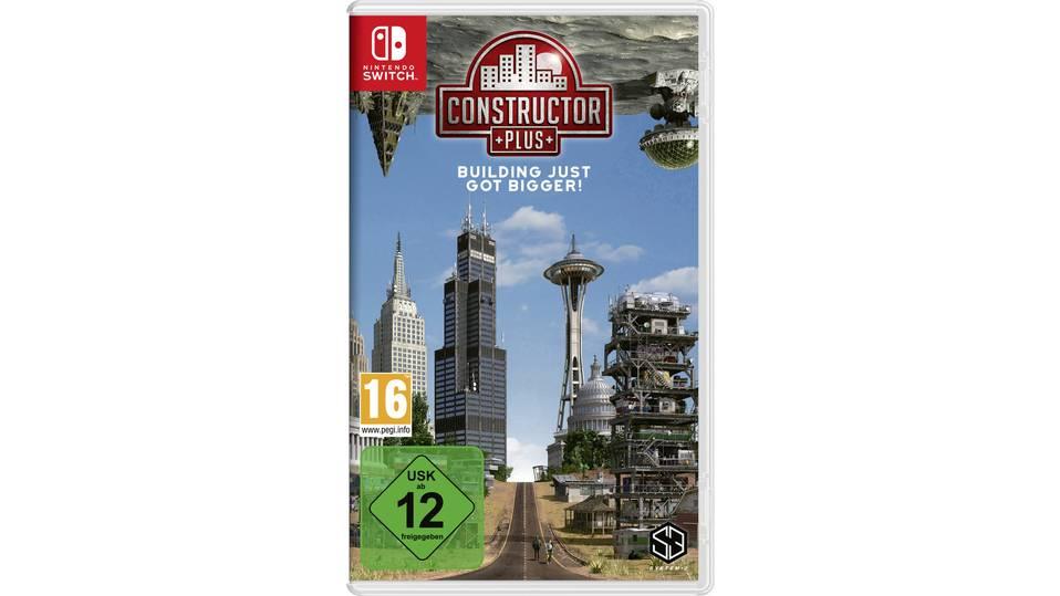 [GetGoods] Constructor Plus für Nintendo Switch zum Bestpreis