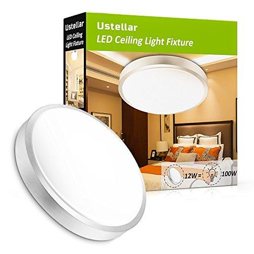 Ustellar 12W LED Deckenleuchte