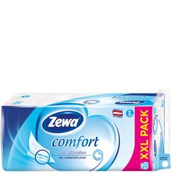20 Rollen Zewa Comfort Toilettenpapier (nur 0,20 € je Rolle) mit -25 % Code