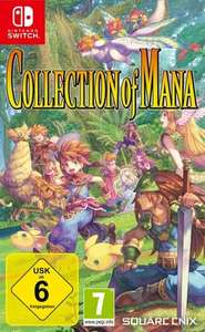 Collection of Mana - Limitierte Erstauflage (Nintendo Switch)