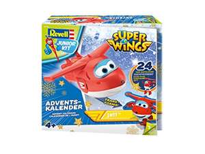 Revell Junior Super Wings Adventskalender ab 4 Jahre