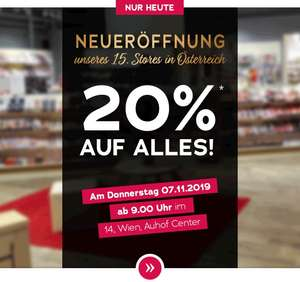 orion.at -20% AUF ALLES IN ALLEN 15 ORION STORES