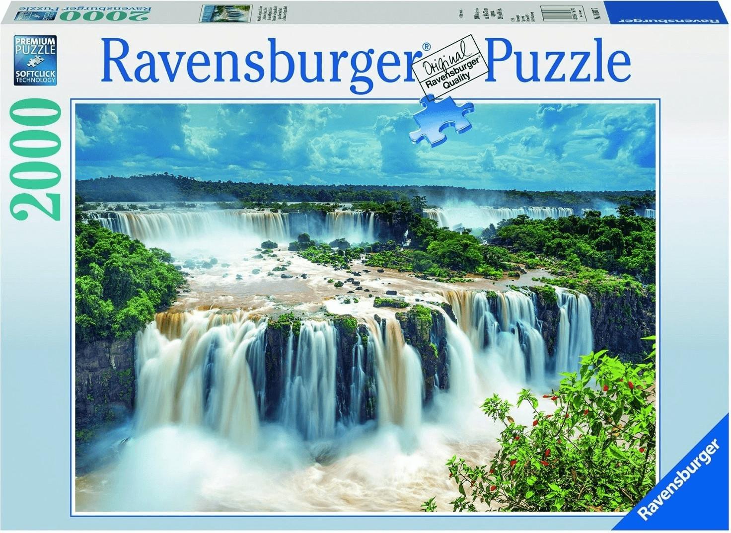 Ravensburger 16607 - Wasserfälle von Iguazu 2000 Teile
