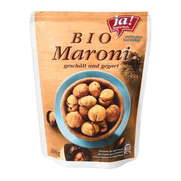 Bio Maroni 100 g ab 2 Packungen