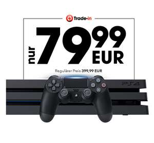 PS4 Pro Trade-In