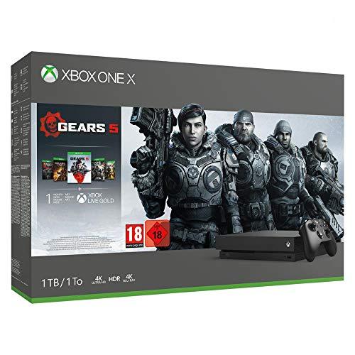 (schnell!) Xbox One X 1TB - Gears 5 Bundle