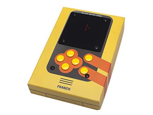 FRANZIS Block Retro Game (Tetris) - Bausatz ab 14 Jahre