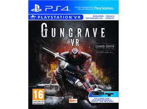 Gungrave VR - Loaded Coffin Edition (PS VR)