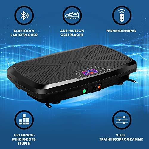 Icefox Fitness YD-1050 Vibrationsplatte