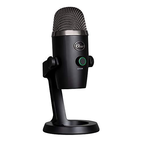 Blue Yeti Nano Premium USB Mikrofon