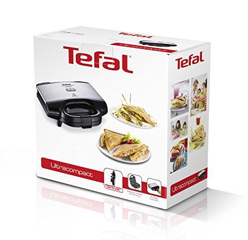 "Tefal ""SM 1552"" Sandwich Toaster (Edelstahl)"