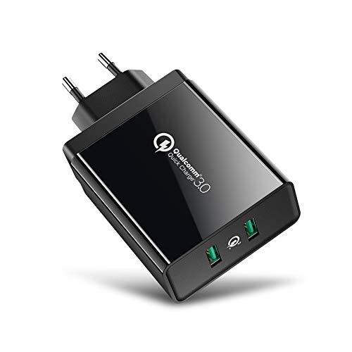 Ugreen Ladegerät 36W Quick Charger Dual QC 3.0