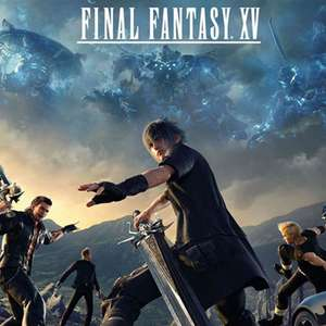 Gameware-Final Fantasy XV Steelbook Edition für Xbox One (8,99€) - Royale Edition für PS4 (11,99€)