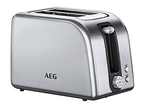 """AEG """"AT 7750"""" Toaster (7 Einstellungen, extra breite Schlitze)"""