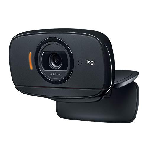 "Logitech ""WC525W"" HD Webcam (360-Grad-Schwenkradius)"