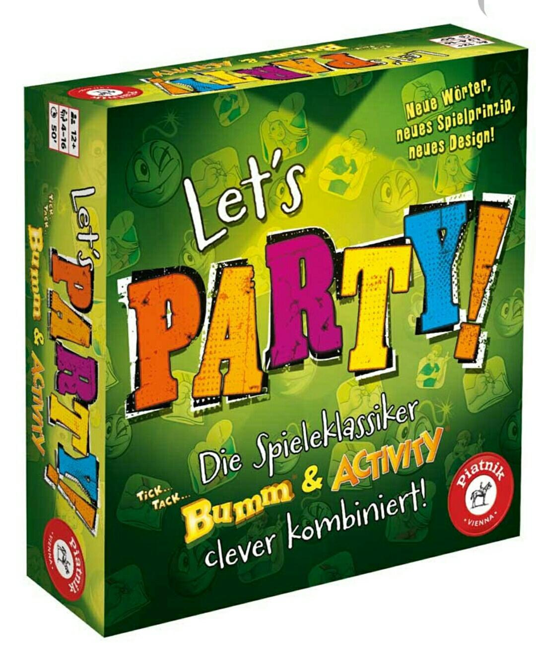 """Piatnik """"Let´s Party"""""""