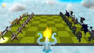 Chess 3D Animation : Real Battle Chess 3D Online kostenlos für Android