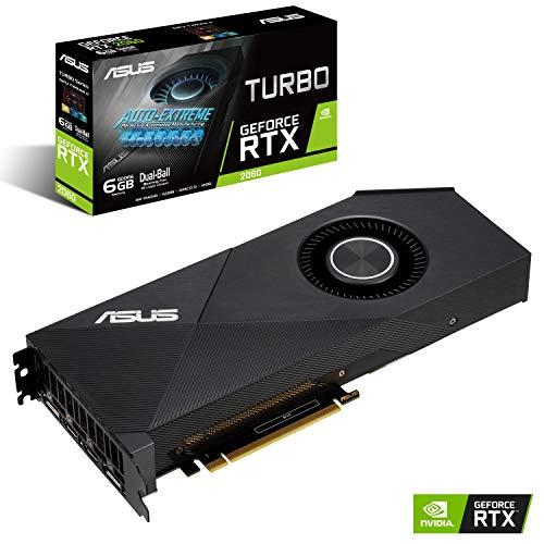 Asus Turbo GeForce RTX 2060, 6GB