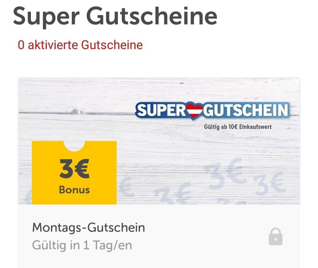 Lidl Plus 3€ Rabatt am Montag ab 10€