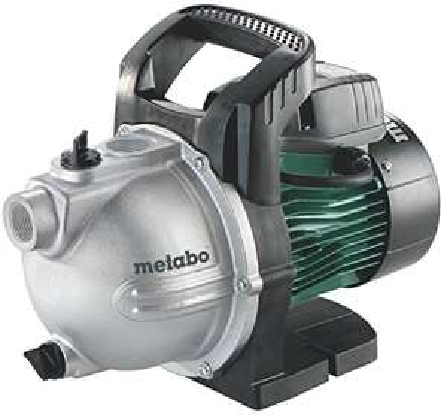 METABO Gartenpumpe P 4000 G (1100 Watt, 4,6bar, 4000 Liter / Stunde)