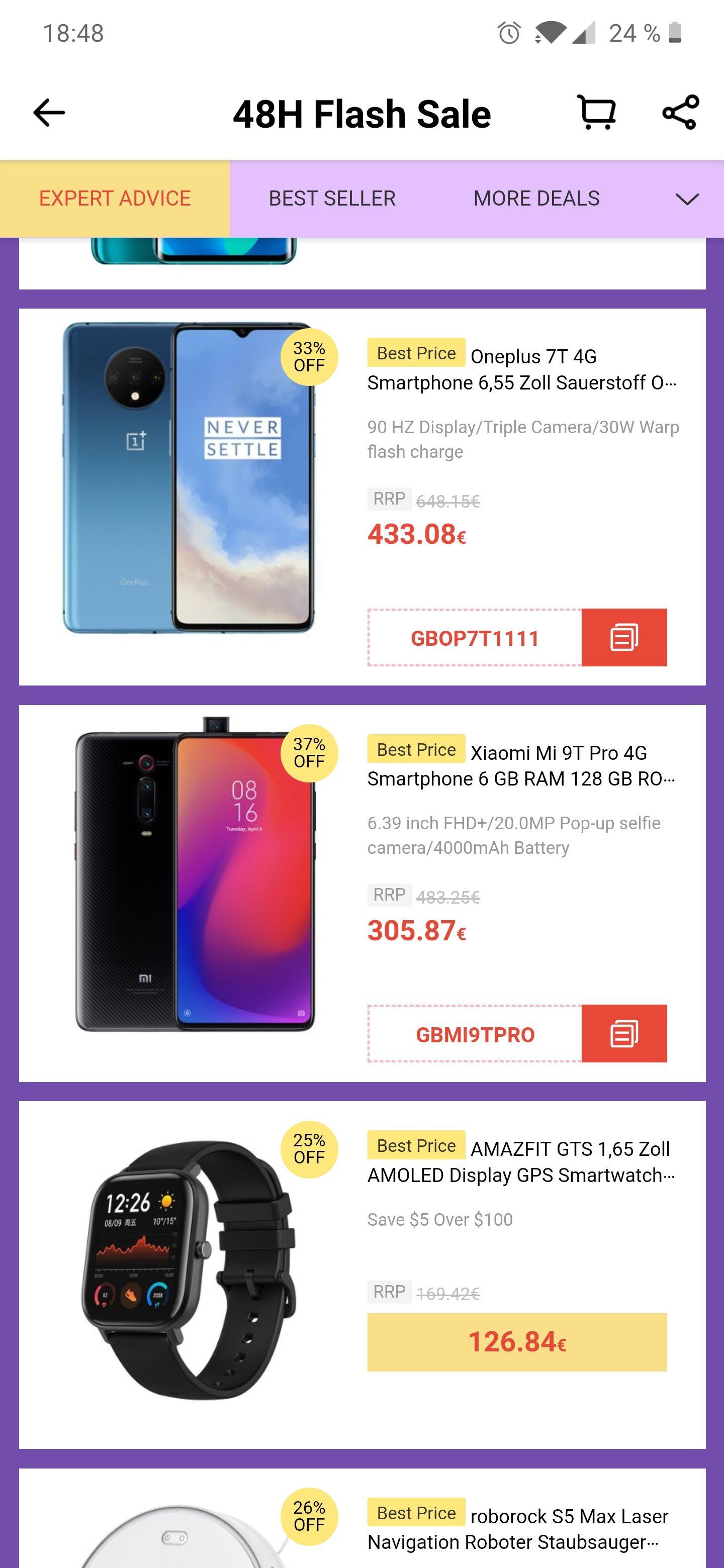 Xiaomi Mi 9T Pro, 6GB Ram, 128GB Rom