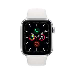 Apple Watch Series 5 (GPS + Cellular), 44mm, weiß
