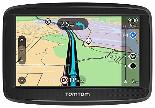 Amazon.de TomTom Start 42 Pkw-Navi (4,3 Zoll, mit Lebenslang EU-Karten, resistivem Display) für 75 Euro