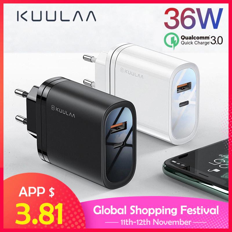 AliExpress Quick Charge 3,0 USB Ladegerät 36 W PD