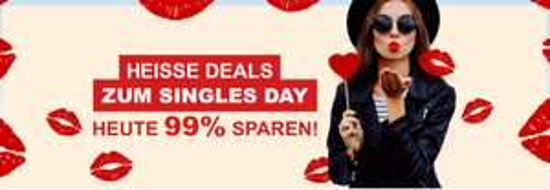 [Eis.at] Heiße Deals zum Singles-Day