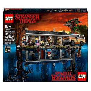 LEGO Ideas - Stranger Things: The Upside Down (75810)