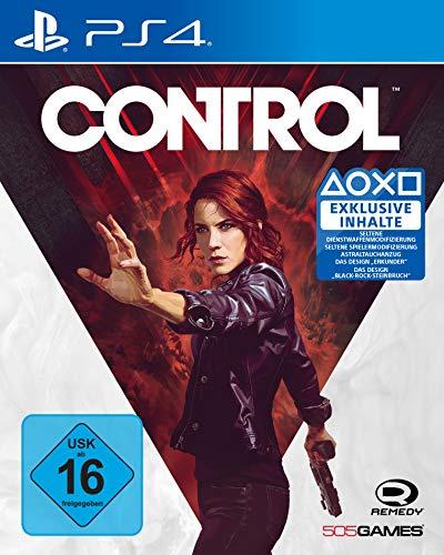 Control (Playstation4)
