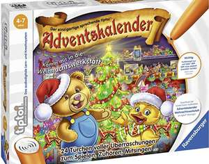 Ravensburger TipToi Adventkalender
