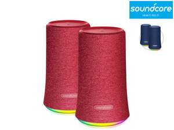 Anker Soundcore Flare BT-Lautsprecher im Doppelpack