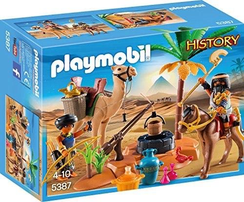 Playmobil History - Grabräuber-Lager